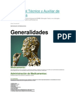 Manual del Técnico y Auxiliar de Enfermería