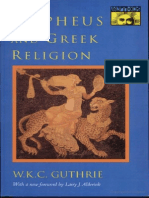Orpheus and Greek Religion. A Study of the Orphic Movement - GUTHRIE, W. K. C..pdf