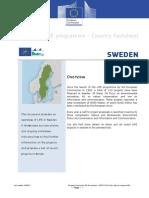 Sweden Update en Final June13