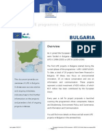 Bulgaria Update en Final Dec13