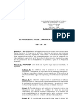 664-BUCR-09. res solicita 82 % movil jubilaciones petroleros YPF