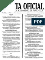 Gaceta Oficial Extraordinaria No 40.368 Convenio Cambiario 27