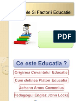 Prezentare Pedagogie