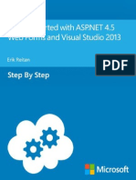 Getting Started With ASP.net 4.5 Web Forms and Visual Studio 2013