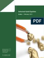 Ambrian Gold Book _2011