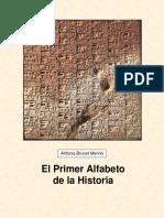 El Primer Alfabeto de La Historia
