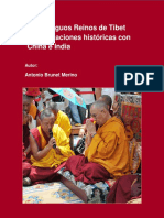 Los Antiguos Reinos de Tibet y sus relaciones históricas con China e India