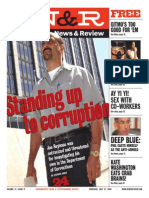 Standing Up to Corruption by Stephen James - Sacramento News and Review Cover Story - Stephen James Investigative Journalism and Photography - Reporter Stephen James Investigative Reporter Silicon Valley California - News Reporter Stephen James