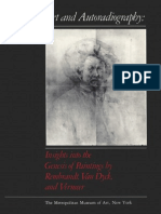 Art and Autoradiography Insights Into the Genesis of Paintings by Rembrandt Van Dyck and Vermeer