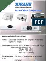Dukane Projectors March 2014