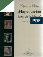 105263924 Sullivan Francis a Hay Salvacion Fuera de La Iglesia