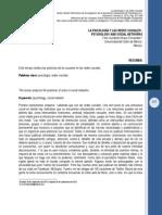 Www.conductitlan.net Notas Boletin Investigacion 112 Psicologia Redes Sociales