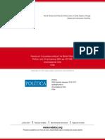 reseña partidos politicos -Offerlé