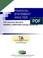 FMT Tafi Federal LATEST