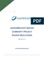 JasperReports Server CP Source Build Guide
