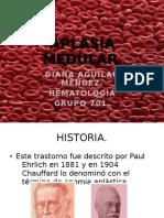 Aplasia medular