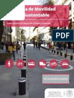 Movilidad Urbana Df