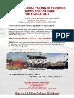 FMCP Presser Flyer