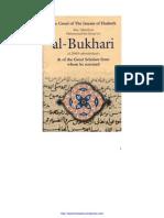 The Creed of Imam Bukhari English