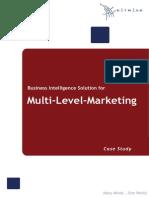 Multilevel Marketing Bi Solution Case Study
