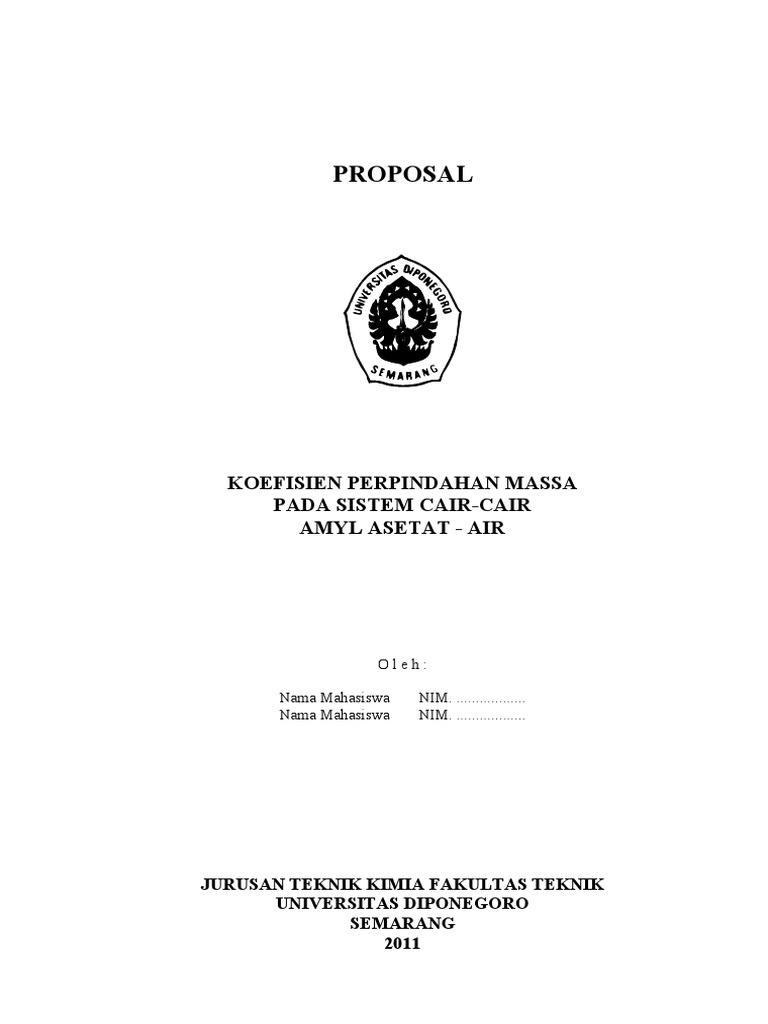 Contoh Cover Proposal Penelitian Kualitatif