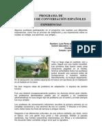 2014-Experiencias de Auxiliares de Conversación