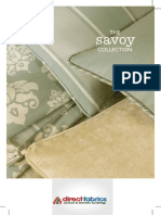 Savoy Catalogue Direct-Fabrics.co.uk - Information on flame retardant fabrics. Full information on curtains, blinds and soft furnishings for Hotels, care homes and more. British standard fire resistant fabrics.