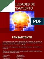 Presentacion Habilidades de Pensamiento