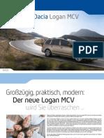 Der Neue Logan MCV