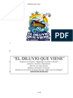 Guion El Diluvio ERIK