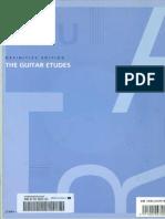 Definitive Edition the Guitar Etudes, Ed Kazutaka Ogawa