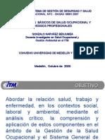 (2) Fundamentos de Salud Ocupacional
