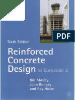 Reinforced Concrete Design to Eurocode 2 Ed 2007