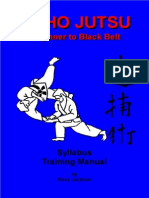 Taiho Jutsu Beginner to Black Belt