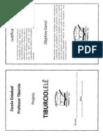 Livro Tibúrcio 6° e 7º ano Prof. Sandra
