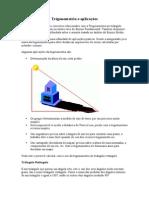 Trigonometria e aplicações