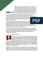 Biografia de Aristofanes y Plauto