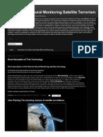 Strahlenfolter Stalking - TI - V2K - RNM Remote Neural Monitoring Satellite Terrorism - October 2010 - Satelliteterrorism3.Blogspot.de