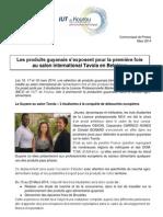 Fe_vrier 2014 - Communique_ de Presse