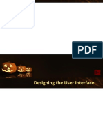 Designing the User Interface (New) (1)
