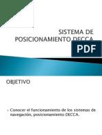 Sistema de Navegacion Decca