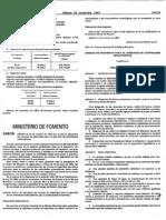 Orden 14 Octubre 1997 Normas Seguridad Actividades Subacuaticas