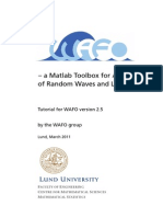 Matlab Random Waves