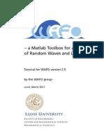 Matlab Random Waves