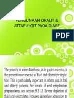 Oralit, Atapulgit Pd Diare10a