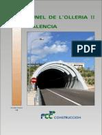 Túnel de l'Ollería II