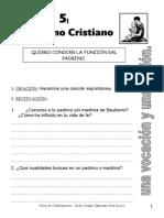 5 El Padrino Cristiano
