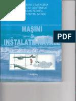 Masini Si Instalatii Navale - Dragalina, Costiniuc, Florea, Dancu