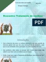 Ecocentro Tratamento de Resíduos