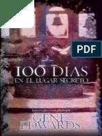 100 Dias en El Lugar Secreto GENE EDWARDS